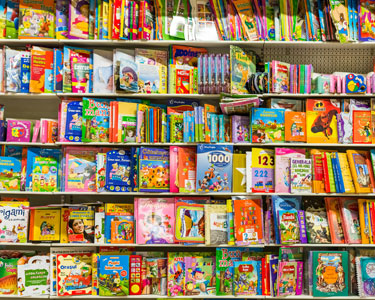 Kids Daytona Beach: Book Stores - Fun 4 Daytona Kids