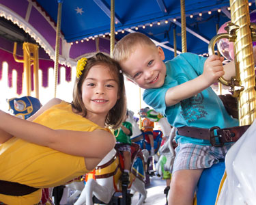 Kids Daytona Beach: Amusement Parks and Rides - Fun 4 Daytona Kids