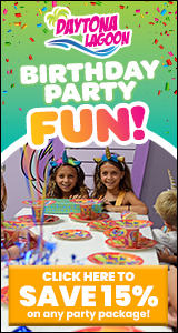 Daytona Lagoon Birthday Parties