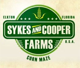 Elkton: Sykes and Cooper Farms Corn Maze