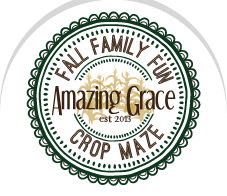 Green Cove Springs: Amazing Grace Crop Maze