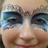 Antonia's Glitter Tattoos and Face Painting