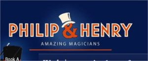 Amazing Magicians of Philip & Henry U.S.A Inc.