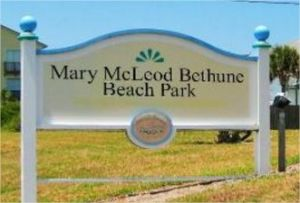 Mary McLeod Bethune Beach Park