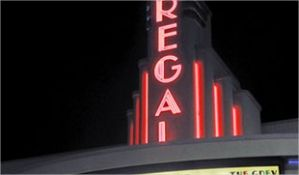 Regal Movie Theater Birthday Parties
