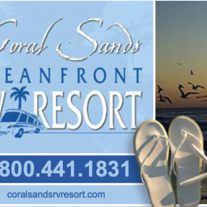 Coral Sands Oceanfront RV Resort