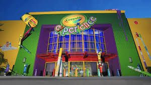 Crayola Experience Spring and Daily Offers