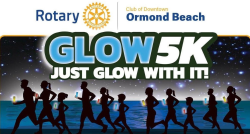 Ormond Rotary Glow 5K - Just Glow With It