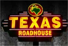 Orange City: Texas Roadhouse-$1.99 Kid's Meal*